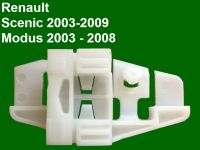 RENAULT MODUS ELECTRIC WINDOW REGULATOR REPAIR CLIP FRONT RIGHT